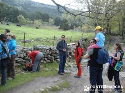 Rascafria, El Paular, Cascadas del Purgatorio, Las Presillas; madrid rutas; las torres de la pedriza
